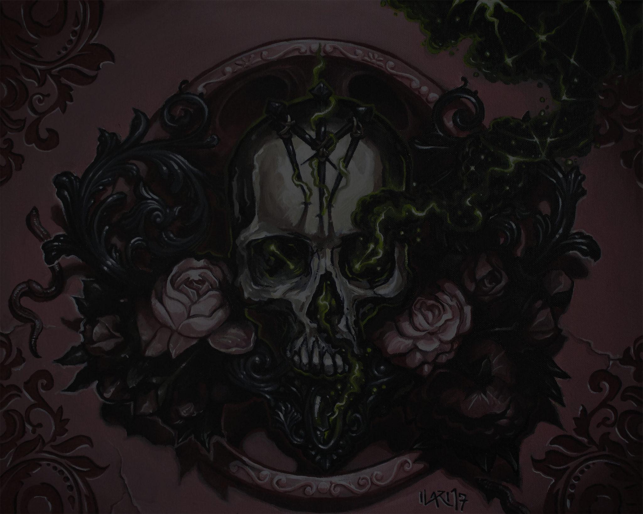 Tattoo Artist Ilari Musta